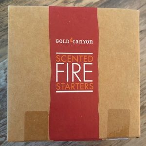 Gold Canyon fire starters